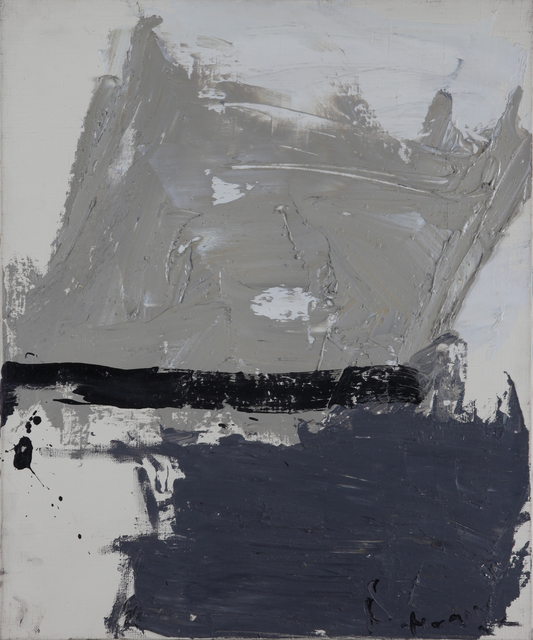 , 'Grey Abstraction,' , 10 Chancery Lane Gallery