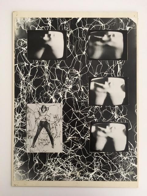 , 'Das Brennessel Hemd,' 1972, PRISKA PASQUER