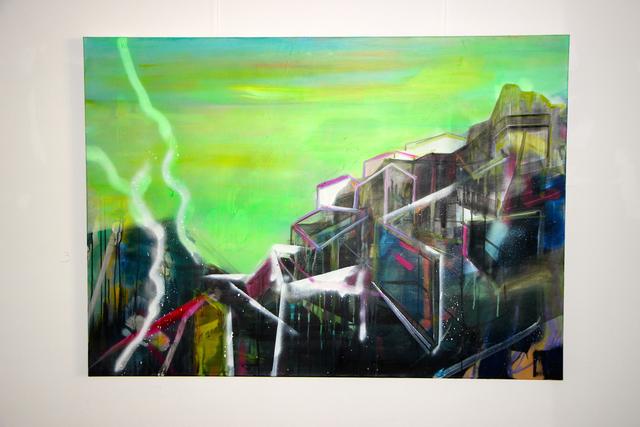 , 'Come And Find Me,' 2016, Galerie Sandhofer