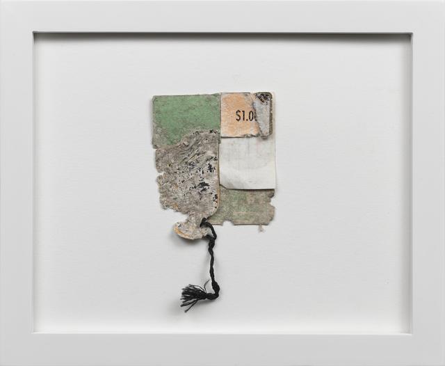 , '(Untitled) X,' 2017, Linda Warren Projects