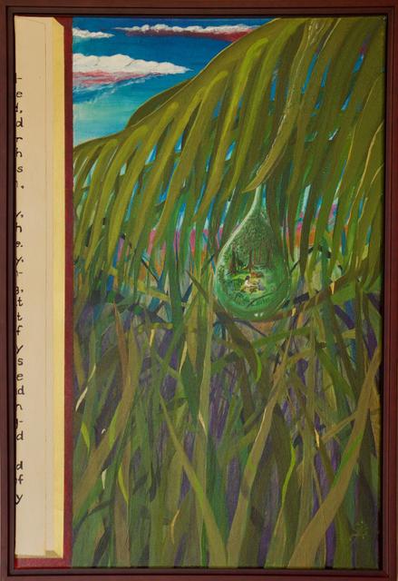 E Vern Taylor, 'The Forest Weeps', 2019, Springfield Art Association