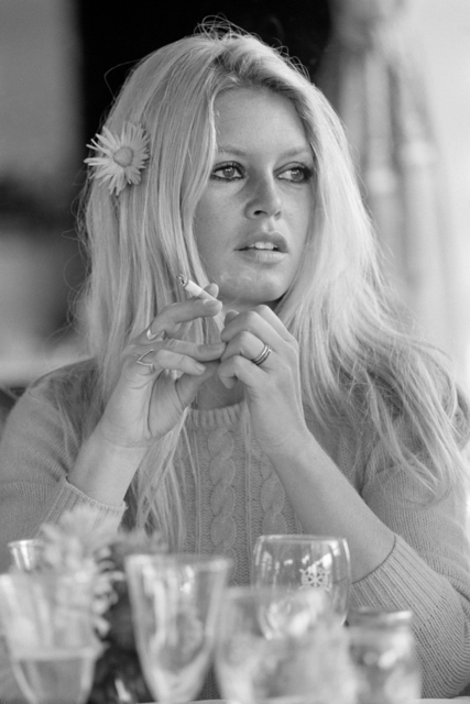 , 'Brigitte Bardot,' 1968, Hilton Asmus