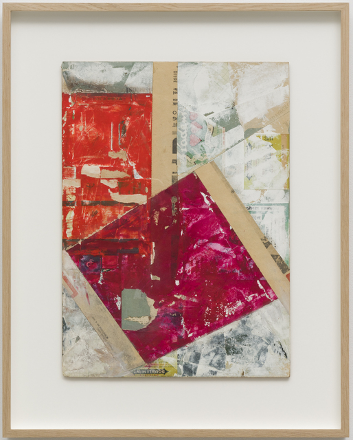 , 'Untitled (Red Square),' 1965, Galerija Gregor Podnar