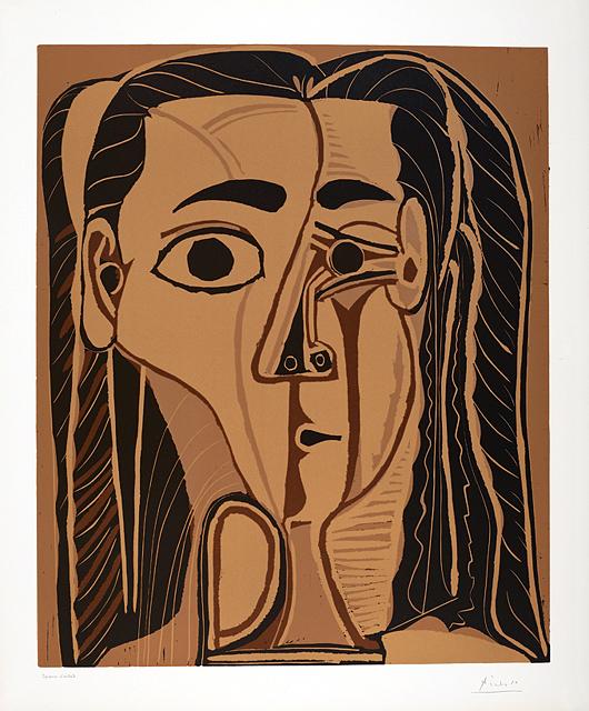 Pablo Picasso, 'Grande Tete de Femme', 1962, Galerie Maximillian