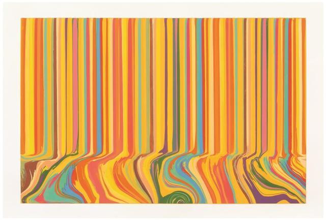 , 'Colourcade Buzz: Triple Repeat Yellow,' 2017, Alan Cristea Gallery
