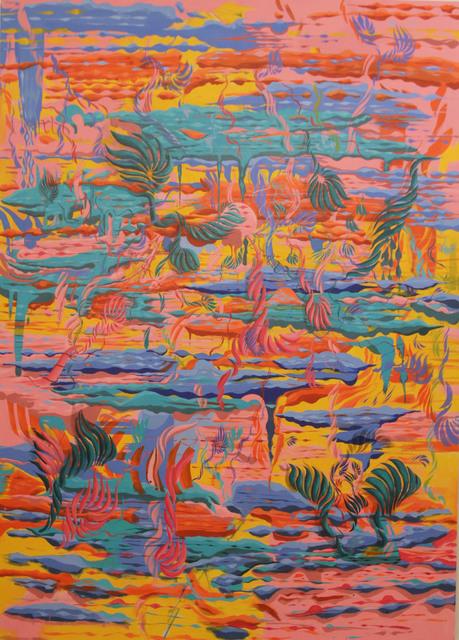 """, '""""Auspicious Place"""",' 2016-2107, Parlor Gallery"""