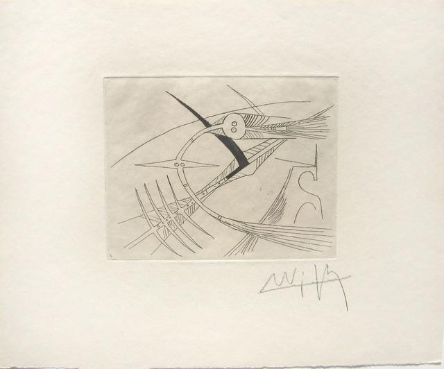 Wifredo Lam, 'Sans Titre 5801 ', 1958, Denis Bloch Fine Art