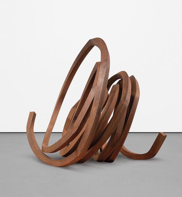 Bernar Venet, 'Two Indeterminate Lines', 2006, Phillips