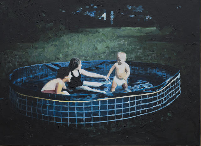 , 'Blue Pool,' 2019, Linda Hodges Gallery