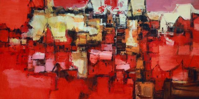 Gurudas Shenoy, 'Untitled', Art Pilgrim
