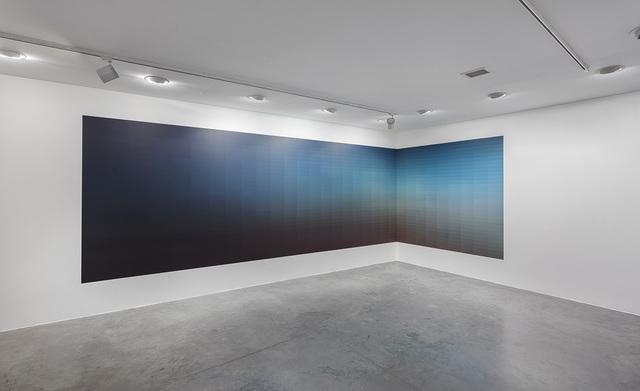 , 'Pillars Of Creation (900 Colors),' 2017, Sanatorium