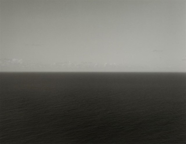 Hiroshi Sugimoto, 'Time Exposed: #365 Black Sea Ozuluce 1991', 1991, Lougher Contemporary Gallery Auction