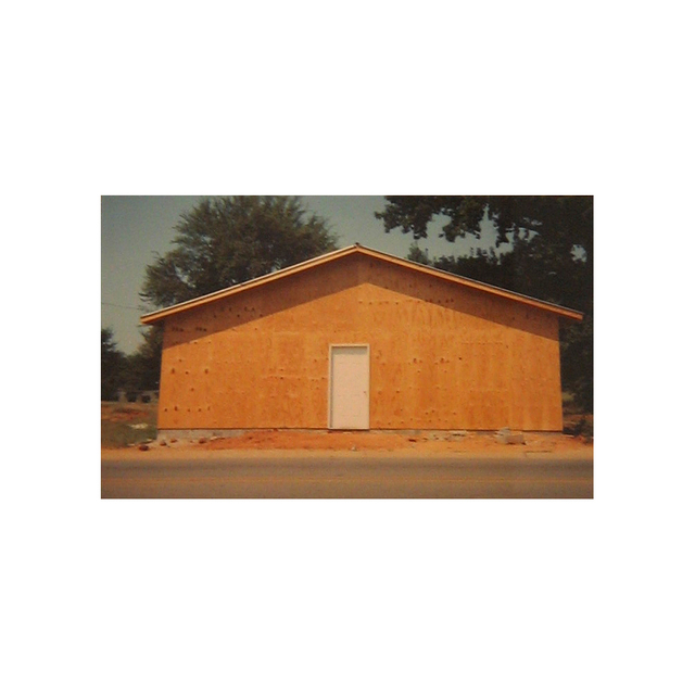 ", 'Building that Replaces ""The Underground Club"",  Greensboro, Alabama,' 1999, G. Gibson Gallery"