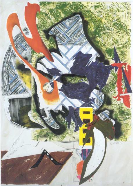 , 'Ahab's Leg,' 1985-1989, Alan Cristea Gallery