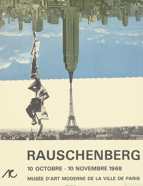 , 'Rauschenberg,' 1968, ArtWise