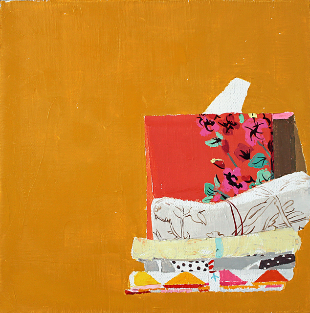 , 'Still Life with Red Tissue Box,' 2016, Kathryn Markel Fine Arts