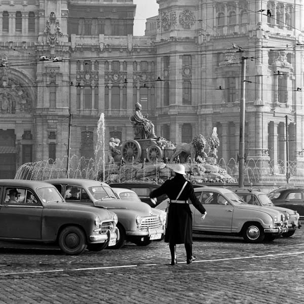 , 'Cibeles, Madrid,' ca. 1950, Photo Lounge