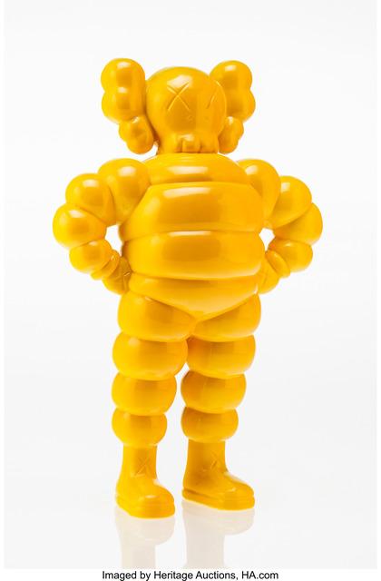 KAWS, 'Chum (Yellow)', 2002, Heritage Auctions