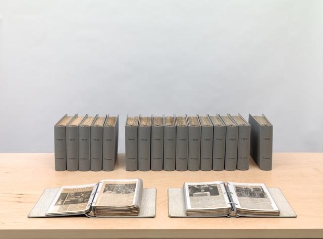 , 'I Read,' 1966-1995, Guggenheim Museum