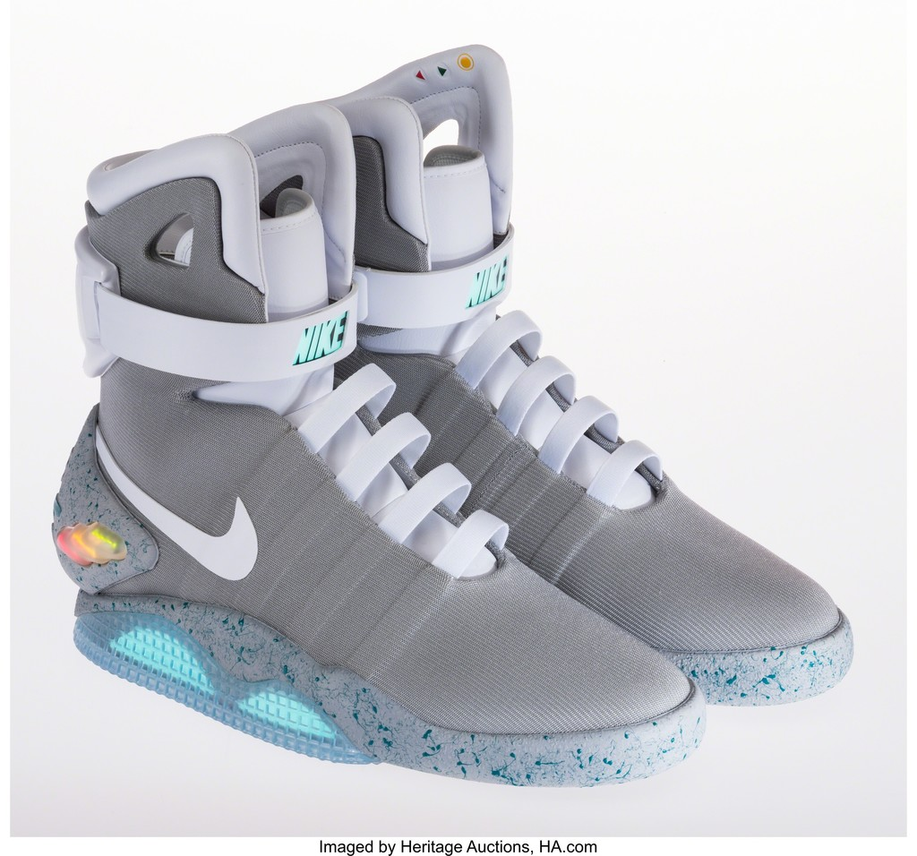 Nike, 'Air Mag (Back to the Future)', 2016, Heritage