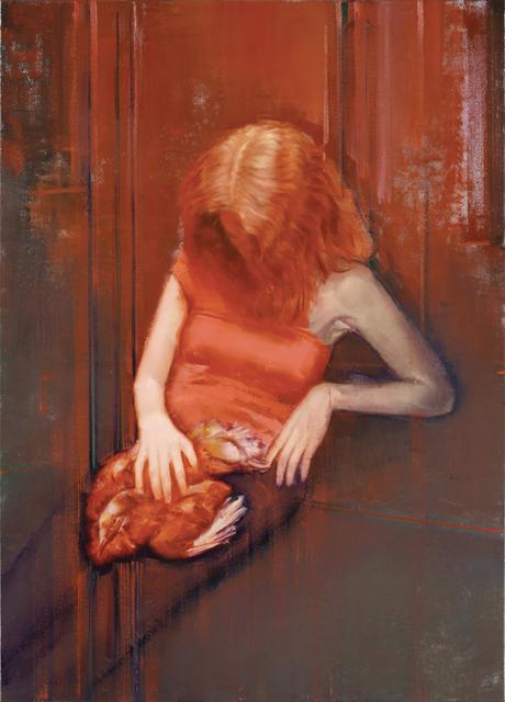 , 'Healer,' 2017, Federico Luger (FL GALLERY)
