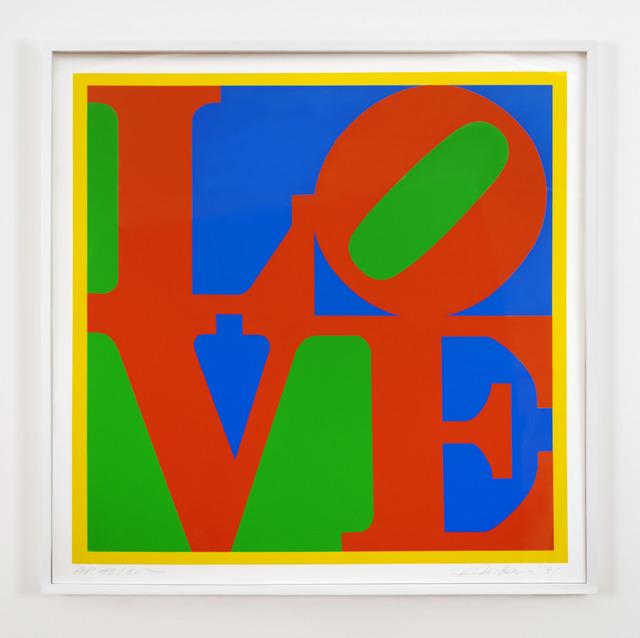 , 'Heliotherapy Love,' 1995, Joseph K. Levene Fine Art, Ltd.