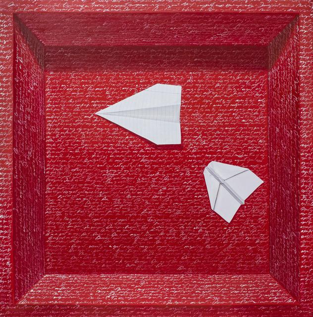 , 'Volando a Zürich / Flying to Zurich,' 2016, ArteMorfosis - Galería de Arte Cubano