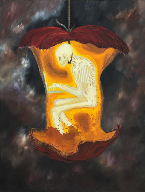 , 'Searching for Heaven / البحث الى الجنة,' 2017, al markhiya gallery