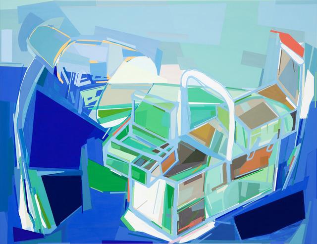 , 'Untitled,' 2012, Myrine Vlavianos Arte Contemporânea