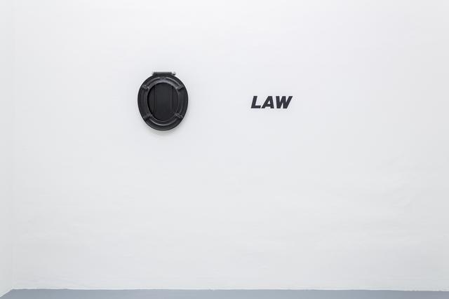 , 'LAW,' 1986, Mai 36 Galerie