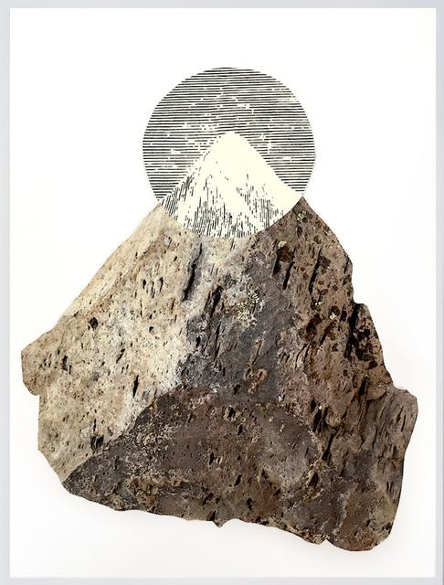 , 'separately/together (resolved #2),' 2019, Fraenkel Gallery