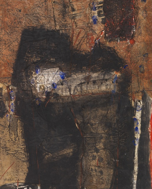 , 'Ohne Titel ,' 1960-1962, PIFO Gallery
