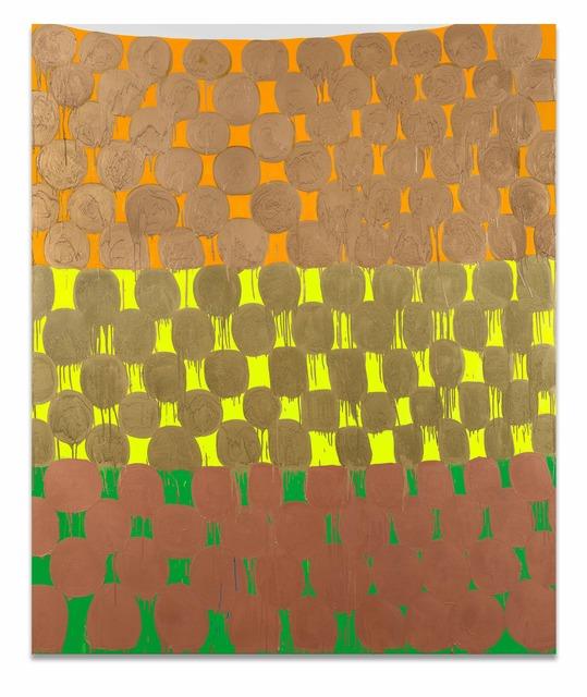 , 'Color Walks,' 2013, Rhona Hoffman Gallery