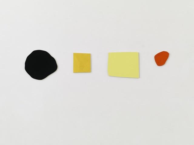 , 'Elemente C.2,' 2017, Galerie Thaddaeus Ropac