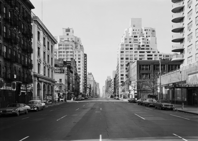 Thomas Struth, '3rd Avenue at 85th Street, New York, Upper East 1978', Galerie Greta Meert