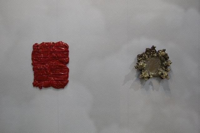 Rosemarie Trockel, 'O-Sculpture 2 and Shutter 2', 2012-2010, Gwangju Biennale