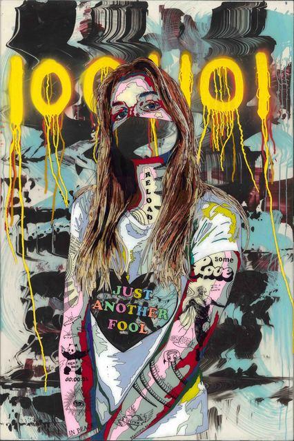 , 'Timekeeper 61 - Just another fool,' 2017, Art Supermarket