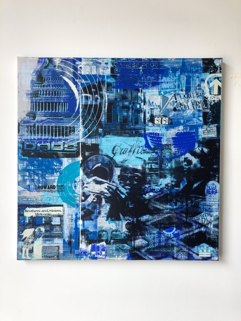, 'Fair Card Value 12,' 2018, Long View Gallery