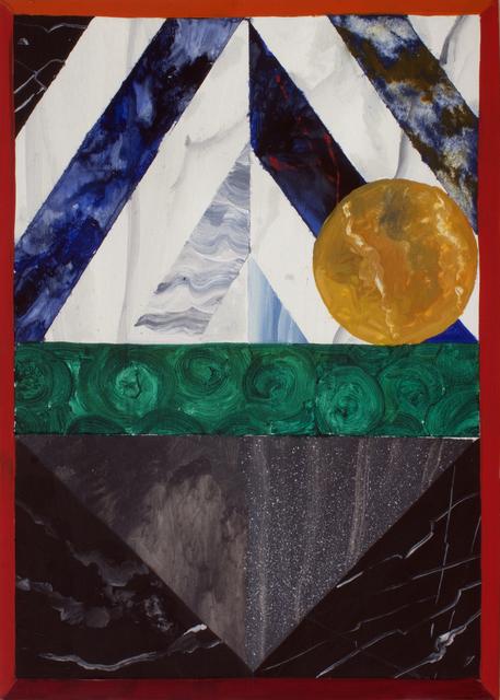 Gloria Martín Montaño, 'Bodegón piedra 6', 2018, Galería silvestre