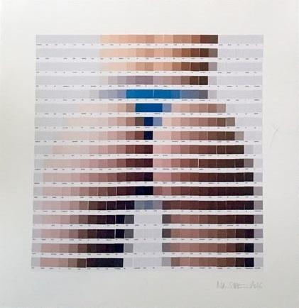 , 'A Midsummer Night's Dream (Blue),' 2016, Lawrence Alkin Gallery