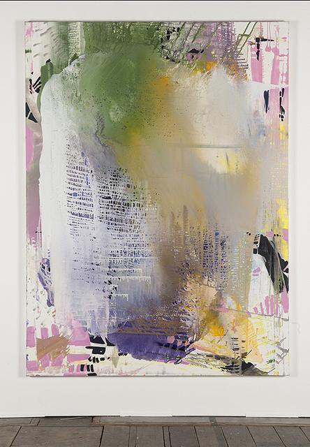 , 'Portrait (Smoke),' 2015, Eleven Rivington