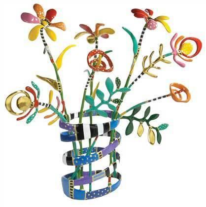 , '7 Flower Vase,' 2015, Eden Fine Art