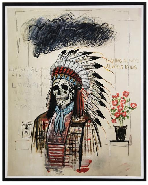 Wes Lang, 'Dear Comrade', 2012, Print, Archival pigment print, EHC Fine Art