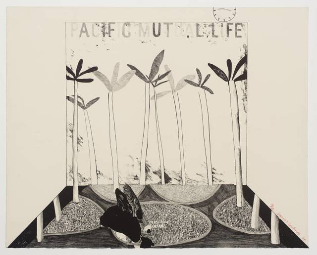 , 'Pacific Mutual Life,' 1964, Sims Reed Gallery