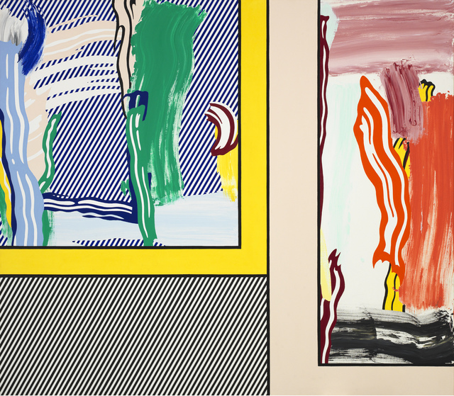 , 'Paintings: Abstractions,' 1984, Gagosian