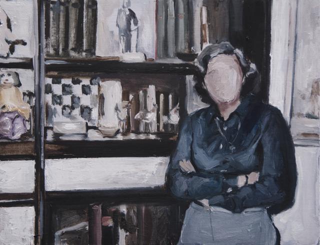 , 'Shelves,' 2016, Aki Gallery