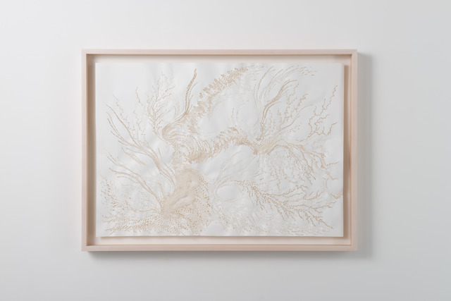 Tomoko Shioyasu, 'Differentiation', 2013, Drawing, Collage or other Work on Paper, Synthetic paper, SCAI The Bathhouse