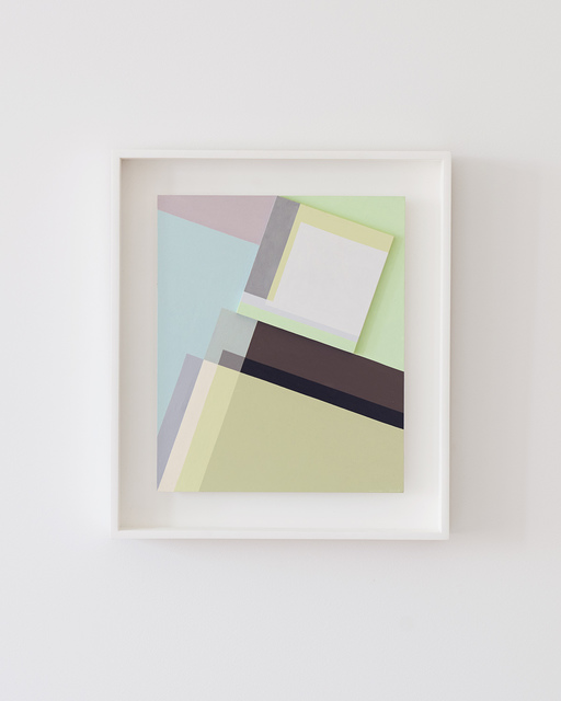 , 'Decisive (Painting),' 2015, AH Contemporary