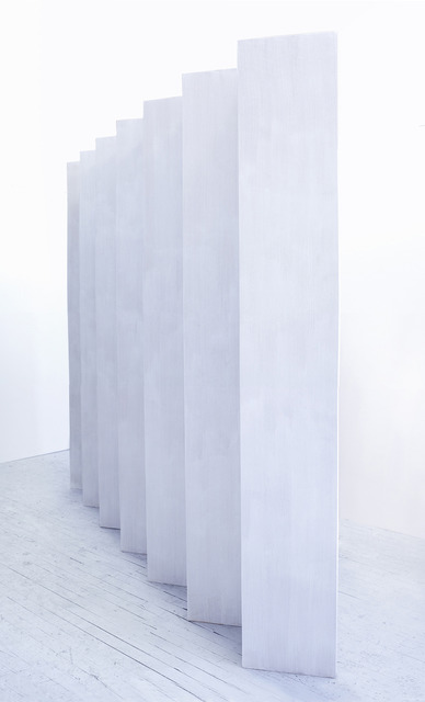, 'Turned Stairs,' 2014, Metro Pictures