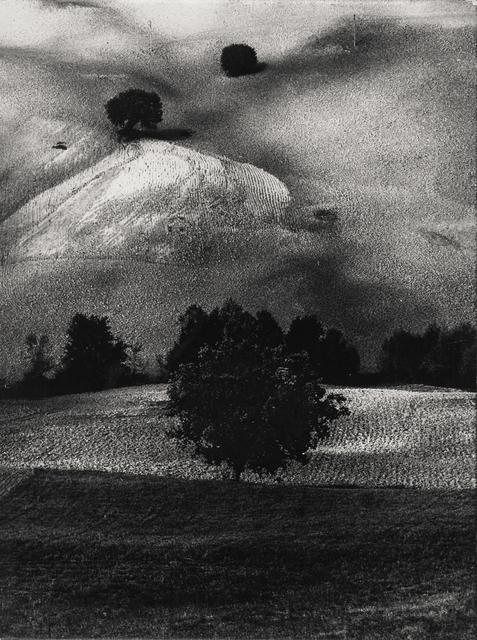 , 'Paesaggio,' 1958, Robert Klein Gallery